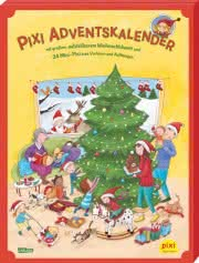 Cover Pixi Adventskalender