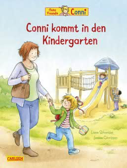 Conni kommt in den Kindergarten Cover