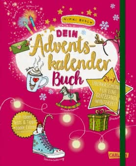 Cover Dein Adventskalender-Buch