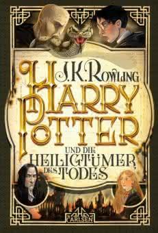 Harry Potter 7 Leseliebe De