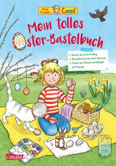 Mein tolles Oster-Bastelbuch Cover